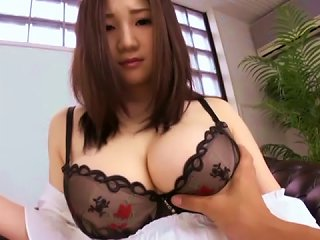 Big Breasted Teen Sou Miura Giving Head For  After Being Fingered