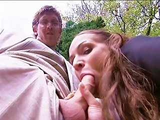 Sunny Day Is Sucking A Horny Venous Dick