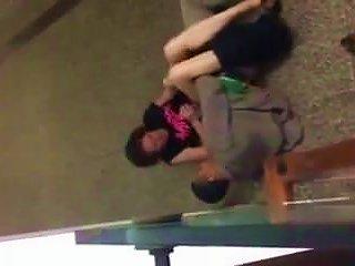 Real. Teachers Caught Fucking In School Hallway